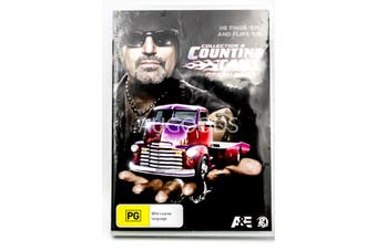 Collection 2 Counting Cars - Dream Rides - DVD Series Rare Aus Stock New
