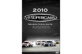 2010 VE SUPERCARS SEASON HIGHLIGHTS - DVD Series Rare Aus Stock New Region 4