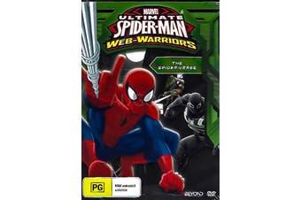 THE SPIDER-VERSE -Kids DVD Series Rare Aus Stock New