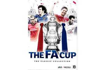 The FA Cup The Classic Collection - Rare DVD Aus Stock New Region 4