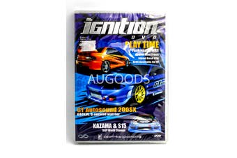 Ignition - DVD Series Rare Aus Stock New Region ALL