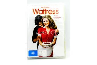WAITRESS comedy 2007 -Rare DVD Aus Stock Comedy New Region 4