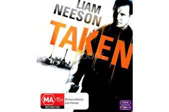 Taken - Rare Blu-Ray Aus Stock New Region B