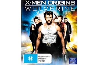 X-Men Origins Wolverine - Rare Blu-Ray Aus Stock New Region B