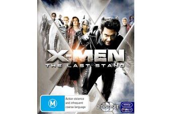 X-Men The Last Stand - Rare Blu-Ray Aus Stock New Region B