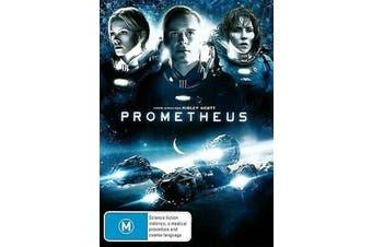 Prometheus - Region 1 Rare- Aus Stock DVD NEW