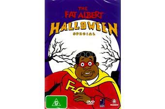 The Fat Albert Halloween Special -Kids DVD Series Rare Aus Stock New Region 4
