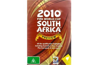 2010 FIFA WORLD CUP SOUTH AFRICA : PREVIEW -Educational DVD Series New