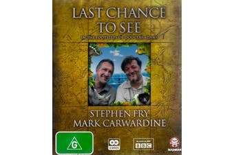 LAST CHANCE TO SEE -Rare Blu-Ray Aus Stock -Family New