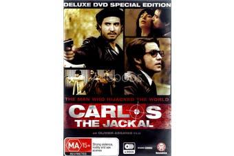 Carlos the Jackal - DVD Series Rare Aus Stock New Region 4