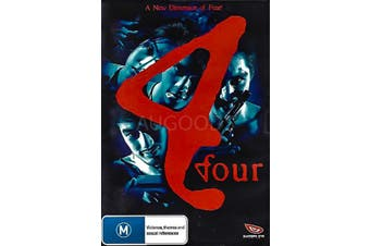 FOUR - Rare DVD Aus Stock New Region 4