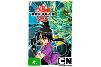 BAKUGAN: FRIEND OR FOE -Kids DVD Series Rare Aus Stock New Region 4