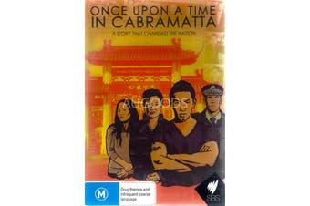 ONCE UPON IN A TIME IN CABRAMATTA - Rare DVD Aus Stock New Region ALL