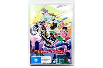 The Rolling Girls Complete Series - DVD Series Rare Aus Stock New