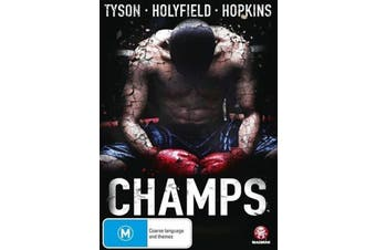 Champs - Rare DVD Aus Stock New