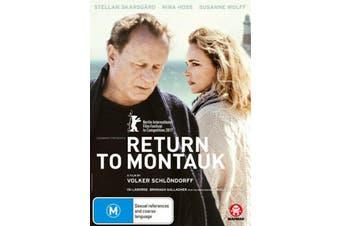 Return To Montauk - Rare DVD Aus Stock New Region 4