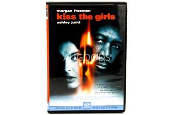 KISS THE GIRLS - Rare DVD Aus Stock New Region 4