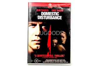 Domestic Disturbance - Rare DVD Aus Stock New
