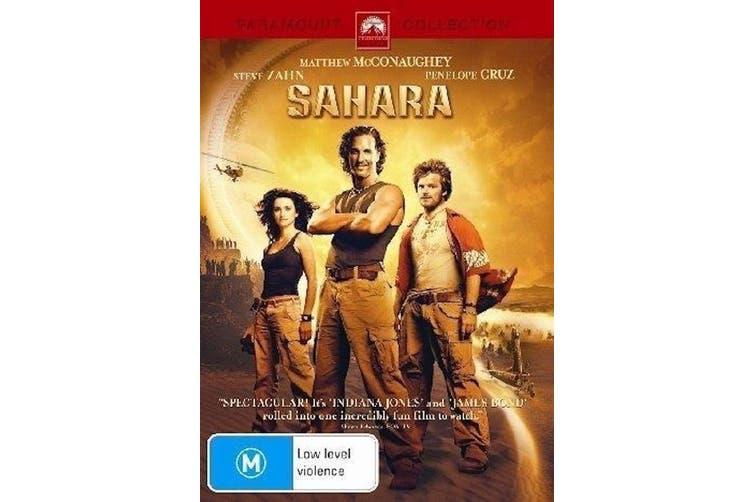 Sahara - Rare DVD Aus Stock New