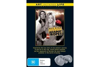 Against The Ropes - Rare DVD Aus Stock New