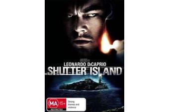 Shutter Island - Rare DVD Aus Stock New