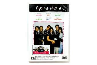 F.R.I.E.N.D.S Series 2 -DVD Comedy Series Rare Aus Stock New Region 4