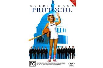 Protocol -Rare DVD Aus Stock -Family New Region 4