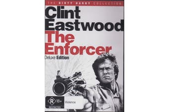The Enforcer (1976) (Deluxe Edition) The Dirty Harry Collection - DVD New