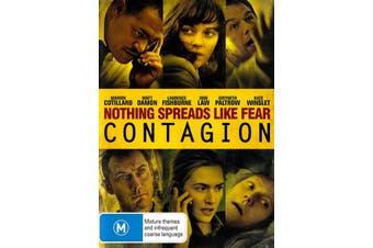Contagion - Rare DVD Aus Stock New Region 4