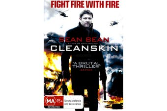 Cleanskin - Rare DVD Aus Stock New Region 4
