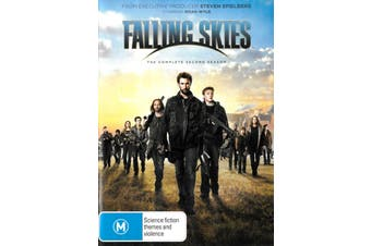 Failing Skies The Complete Second Season - Rare DVD Aus Stock New Region 4