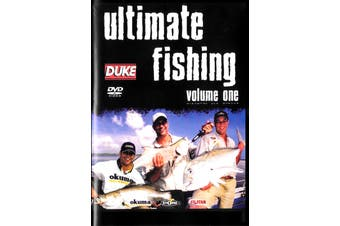 Ultimate Fishing : Vol 1 -Educational Series Region All DVD NEW