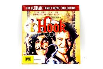 Hook - Slip Case - Region 4 Rare- Aus Stock DVD NEW