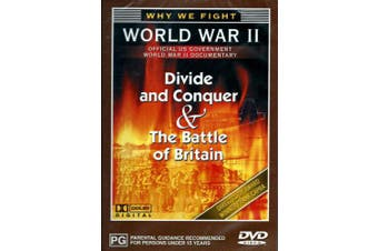 Divide And Conquer / Battle Of Britain Documentary / WWII / Military