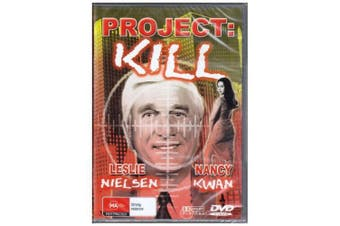 Project Kill Region Free - Rare- Aus Stock DVD NEW