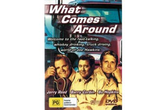 WHAT COMES AROUND Jerry Reed Bo Hopkins Barry Corbi - Region 4 DVD NEW