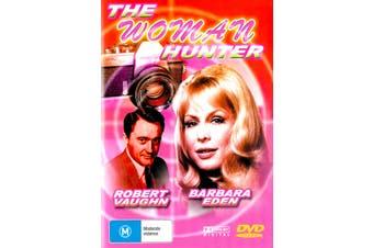 The Woman Hunter - Region All Rare- Aus Stock DVD NEW