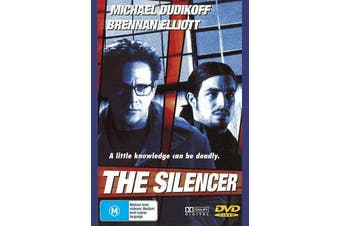 The Silencer - Rare DVD Aus Stock New