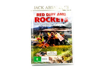Jack Absalom's Red Dirt and Rockets -Educational DVD Series New