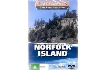 Ted Egan's This Land Australia Norfolk Island -Educational DVD Series New