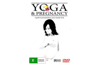 Yoga &Pregnancy and Pregnant Fit & Relaxed -Educational DVD Series New
