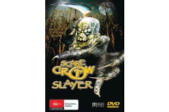 Scarecrow Slayer - Rare DVD Aus Stock New