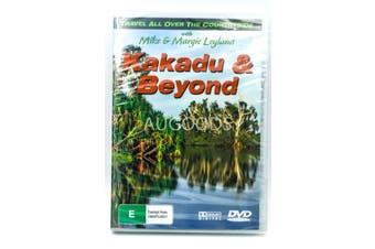 Mike & Margie Leyland - Kakadu & Beyond -Educational DVD Series New Region ALL