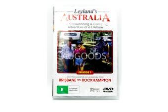 Leyland's Australia Episode 1 a journey from Brisbane to Rockhampton