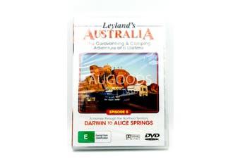 Leyland's Australia 's Episode 5 Darwin to Alice Springs