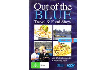 Out Of The Blue Travel And Food Show Volume 1 -Educational DVD Series New