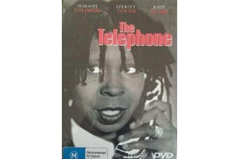 The Telephone Whoopi Goldberg - Rare DVD Aus Stock New