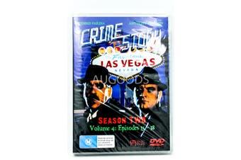 Crime Story - Season 2 Volume 4 Episode 35-38 - DVD Series New Region ALL