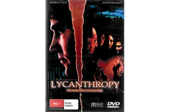 Lycanthropy - Rare DVD Aus Stock New Region ALL