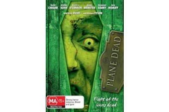 Plane Dead - Rare DVD Aus Stock New